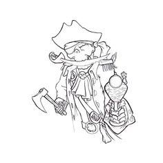 Dessin gratuit de pirate a colorier Images Pirates, Art, Art Background, Kunst, Performing Arts, Art Education Resources, Artworks