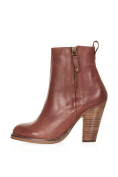 ANGEL Western Ankle Boots - Heeled Boots - Boots  - Shoes