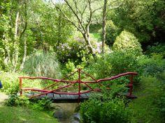 Jardins en hommage à Jacques Prévert à Saint-Germain-des-Vaux © OT La Hague