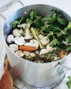 Giblet Stock - Martha Stewart Recipes