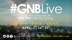 Good News Baltimore will be hosting #GNBLive: Startups and the City on Thursday, April 7, 2016 at the Maryland Art Place in Baltimore, MD. This informative event will explore the personal experiences of success, failure, and best practices from several highly accomplished entrepreneurs. Some of the featured guest speakers will include Laurin Hodge, Co-Founder and Executive Director of Mission: Launch, Inc., Cedric Baker, Founder and CEO at RSRVD Inc. RSVP today!