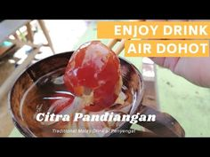 Freedom Mencoba Air Dohot di Pulau Penyengat | Food Vlog Citrapandiangan - YouTube Freedom, Traditional, Vegetables, Drinks, Instagram, Food, Liberty, Meal, Political Freedom