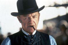 Gene Hackman como John Herodes.RAPIDA Y MORTAL.1995.