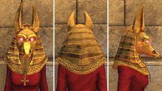 Anubis Mask & Headdress   Sephora's Closet II