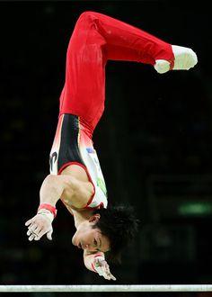 2016 Rio Olympic Games Men's All Around Final--Kohei Uchimura