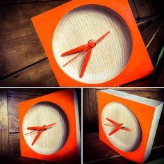 Nowa seria kolorowych zegarów :D  New edition Color Clock !