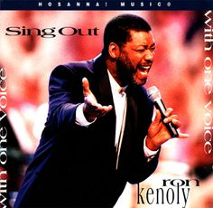 Ron Kenoly Sing Out With One Voice CD 1995 Integrity Music Praise & Worship