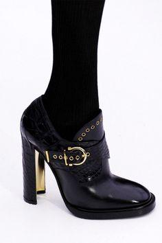En Güzel Bayan Ayakkabı Modelleri 2014/2015 Sonbahar Kış - Salvatore Ferragamo