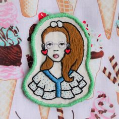 Welcome To The Dollhouse Dawn Wiener Hand by radboutiqueuk on Etsy