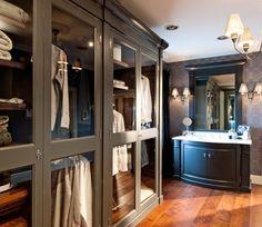 Gentlemans dressing room from Hayburn & Co
