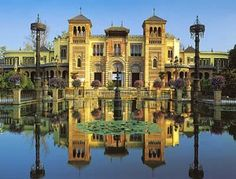 Seville, Spain...traveled there as a Navy wife in1975.