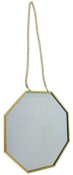 Hanging Geometric Mirror Set