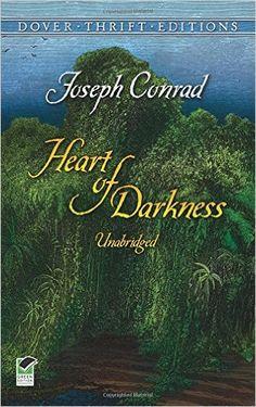 Heart of Darkness (Dover Thrift Editions): Joseph Conrad, Stanley Appelbaum: 0800759264643: Amazon.com: Books