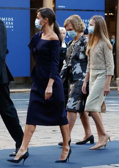 Spanish Royalty, Estilo Real, Spanish Royal Family, Queen Letizia, Bridesmaid Dresses, Wedding Dresses, Duchess Kate, Royal Fashion, Hollywood