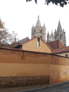 La Catedral desde el Barrio romántico.