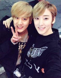 Kevin & Chunji ~On Air Musical~ <3 cr. Kevin