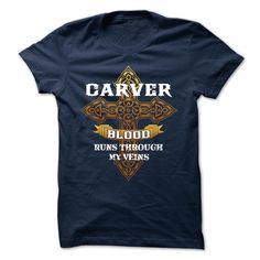 CARVER T-Shirts, Hoodies. CHECK PRICE ==► https://www.sunfrog.com/Camping/CARVER-118567805-Guys.html?id=41382