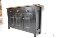 rustic kitchen dreser - Google Search