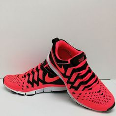 6fdbab7f37559 Nike Free Trainer 5.0 V4 Finger Trap Size 9.5 - Infrared   Black   White   fashion  clothing  shoes  accessories  mensshoes  athleticshoes (ebay link)