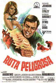Ruta Peligrosa (1967) Español