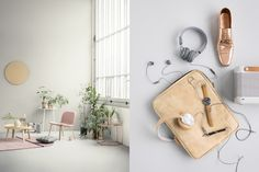 Nude and Pastels for Magasin - via Coco Lapine Design