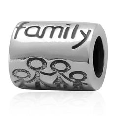 Family Charms Original 100% Authentic 925 Sterling Silver Beads fit for Pandora Charms bracelets & Necklaces Click Picture to Purchase https://liftingtheworld-com.myshopify.com/collections/charms