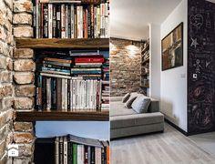 półka na książki z cegły - Szukaj w Google