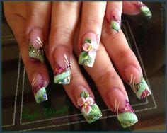 Diseño # 5 Beauty Nails, Creativity