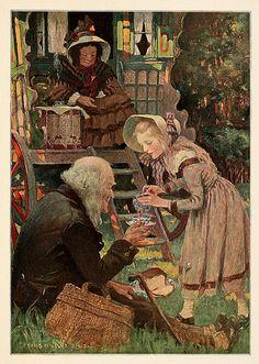 014-Dickens's children 1912- Jessie Willcox Smith