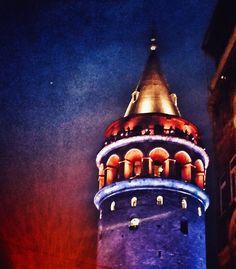 İstanbul bir yana Galata bir yana  #galata #istanbul #galatakulesi #gununkaresi #istanbuldaysam #turkinstagram #objektifimden #benimkadrajim #photograph #photographer #instapic #galatatower #light #night #saturdaynight #photogrid #photooftheday #instapic #instagood #instaphoto #travel #traveler #landscape #instadaily #turkey #picoftheday #photo #pic #vscocam by melikee_c