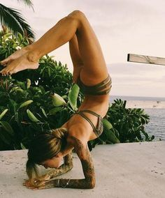 breathe and bend further   COCONUTS AND SUNSHINE