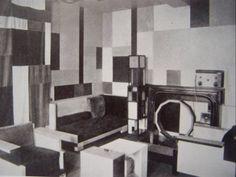 Félix del Marle, Salon néo-plastique, Pont-sur-Sambre, 1926