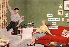 We do like aethetically pleasing environments...Anne Taintor.