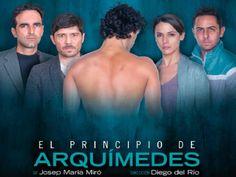 Principio de Arquímedes Obra Teatro Julio Castillo 2014