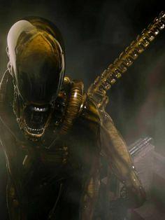 Alien Vs Predator, Aliens, Science Fiction, Beast, Films, Gaming, Darth Vader, Superhero, Fictional Characters