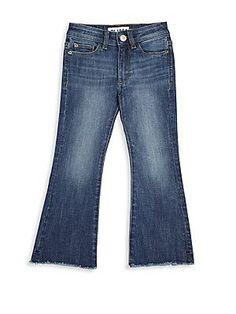 DL1961 Premium Denim Toddler's & Little Girl's Isabel Denim Jeans