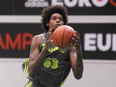 Referência Análoga/Projeto (Nível de Relevância: 3) Atleta brasileiro, Lucas Nogueira participou do Adidas Euro Camp e hoje atua na NBA pelo Atlanta Hawks.