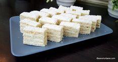Prajitura Raffaello cu foi fragede, mascarpone si cocos | Savori Urbane Romanian Desserts, Biscuits, Pin On, Cream Cake, No Bake Desserts, Cake Cookies, Coco, Holiday Recipes, Nutella