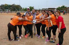 Metro de Maracaibo realiza I Juegos Deportivos Intergerencias con 475 trabajadores participantes