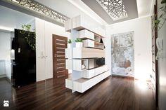 Apartament Cegielniana - Kraków - Realizacja 2012 - Hol / przedpokój, styl nowoczesny - zdjęcie od Pracownia projektowa Novi art