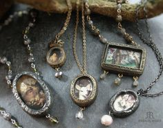 Jewelry by Parrish Relics