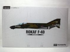Academy 12300 1/48 McDD F-4D Phantom 'ROKAF' #Academy