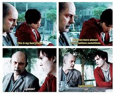 Warm Bodies. This is totally one of the best parts. :)