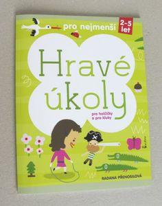 Hravé úkoly (zelený sešit) | Hravé úkoly | AXIÓMA nakladatelství pro děti