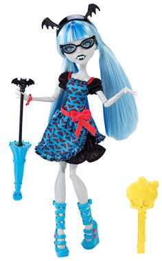 Monster High Freaky Fusion Ghoulia Yelps Doll - Shop Monster High Doll Accessories, Playsets & Toys | Monster High