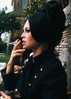 Brigitte Bardot in Spirits of the Dead, 1968.
