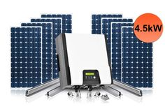 Solar PV System Solar power system products - we'll help you find and the right solar system for you and install it in your home or offices. Solar Panel Manufacturers, Cheap Solar Panels, Solar Inverter, Electricity Bill, Solar Installation, Solar Power System, Solar Energy, Customer Support, Offices