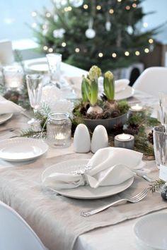 Table setting Inspiration - Stylizimo