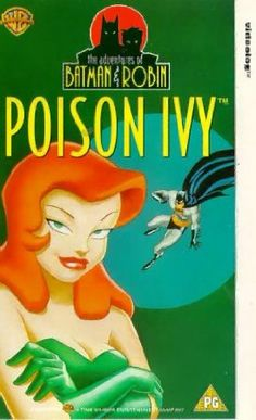 Batman & Robin - Poison Ivy [VHS] [UK Import]: Batman & Robin: Amazon.de: VHS