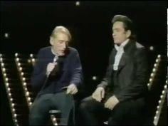 Rod McKuen in The Johnny Cash Show Feb 4, 1970